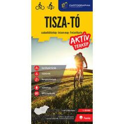 Cartographia - Tisza-tó 1:50000 szabadidőtérkép