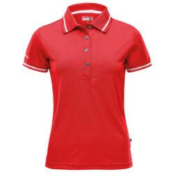 Marinepool - Speed Race Promo póló piros női