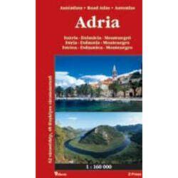 Hibernia Nova: Autóatlasz - Adria