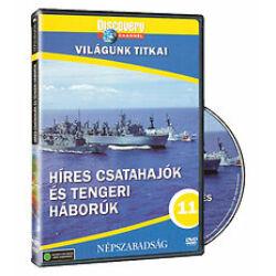 Discovery Channel - Híres csatahajók és tengeri háborúk