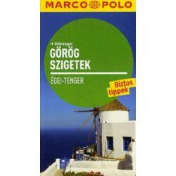 Klaus Bötig - Az Égei-tengeri görög szigetek - Marco Polo útikönyv