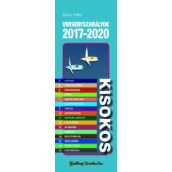 Bryan Willis - Versenyszabály kisokos 2017-2020