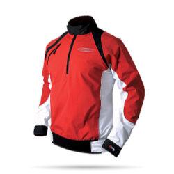 Ronstan - Regatta vízhatlan felső - felnőtt spray top piros/fehér/fekete