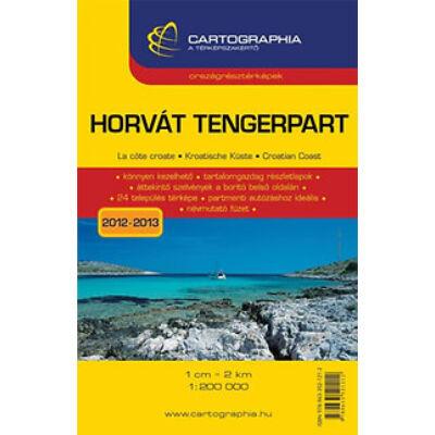 Cartographia - Horvát tengerpart