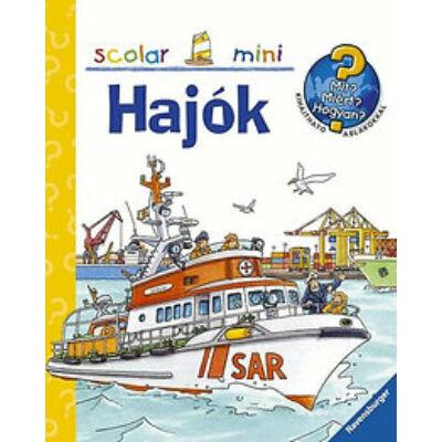 Andrea Erne - Hajók - Scolar Mini sorozat