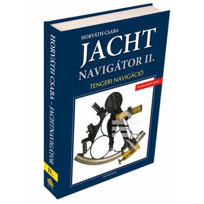Horváth Csaba - Jachtnavigátor II.