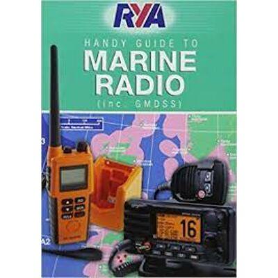 RYA - Handy Guide to Marine Radio