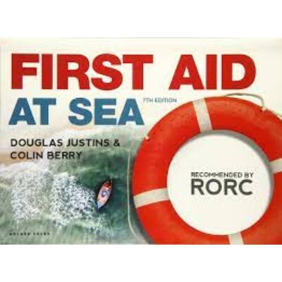 Douglas Justins & Colin Berry - First Aid at Sea