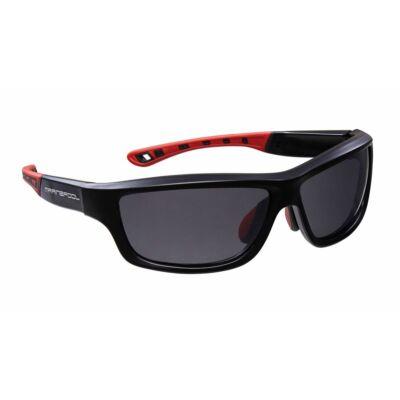 Marinepool - MP Floating Sports vitorlás napszemüveg fekete-piros uniszex