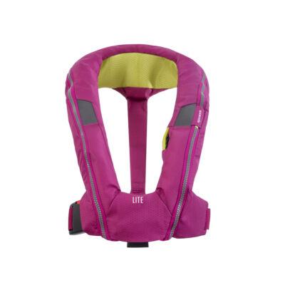 Spinlock - Deckvest Lite felfújódó mentőmellény pink uniszex